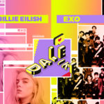 Mundial de fandoms: 3er Puesto Billie Eilish vs EXO